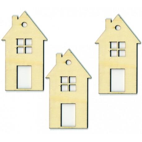 Forma de Madera - Casa