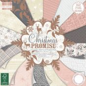 Paper Pad 30X30 Christmas Promise