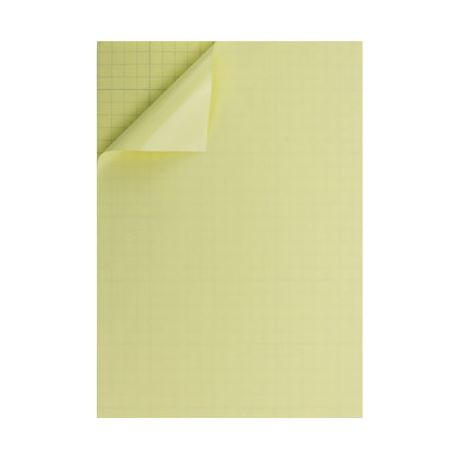 Hoja adhesiva doble cara A4 transparente
