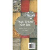 Paper Pad scrapbook Joy Crafts Tough Textures