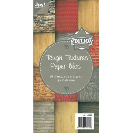Paper Pad scrapbook Joy Crafts Tough Textures