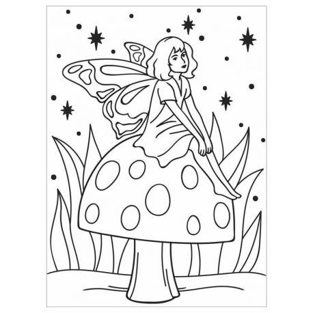 Embossing - Folder Fairy