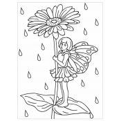Embossing Folder - Fairy Garden