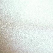 Cartulina perlada blanca con reflejos plateados