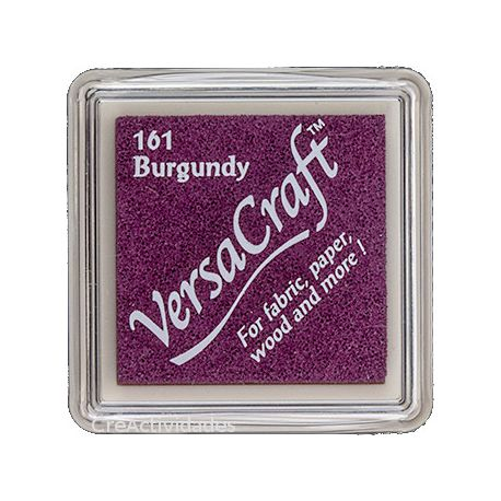 Tinta mini Versacraft Burgundy