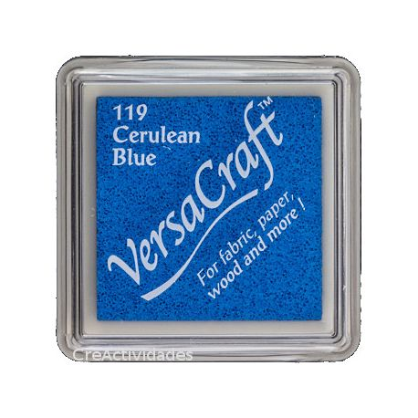 Tinta mini Versacraft Cerulean Blue