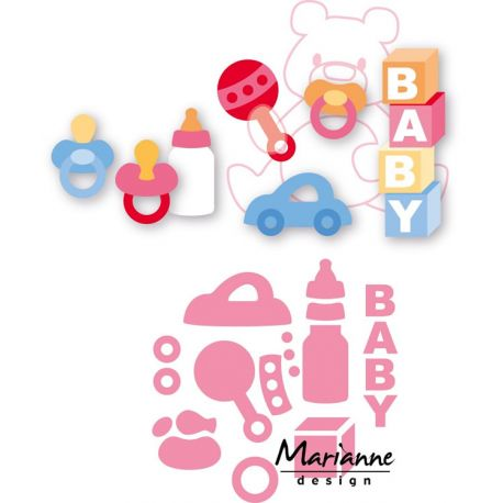 Collectable Elines Baby Essentials