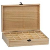 Caja ordenación 24 compartimentos