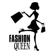 Sellos Acrílicos Fashion Queen