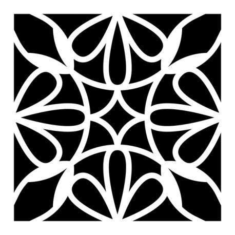 Plantilla baldosa mosaico 3
