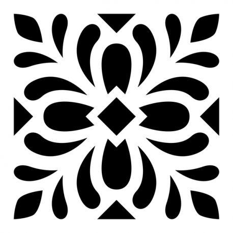 Plantilla baldosa mosaico 5