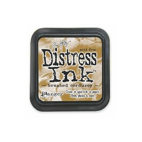 Distress Ink Pad - Brushed Corduroy