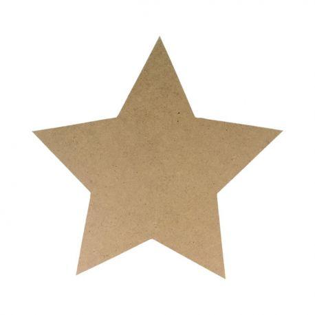 Silueta Estrella Grande DM Artemio