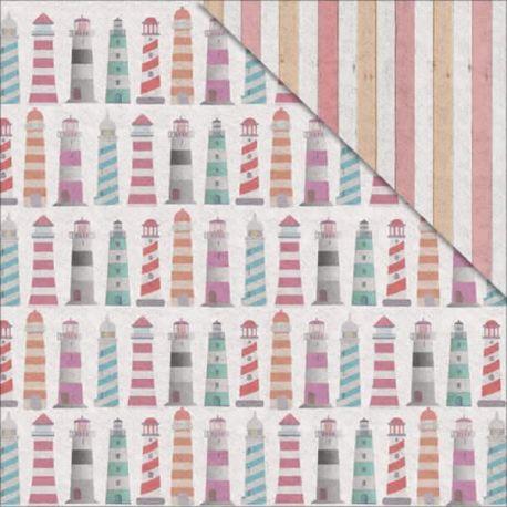 Summer Loving - Lighthouses