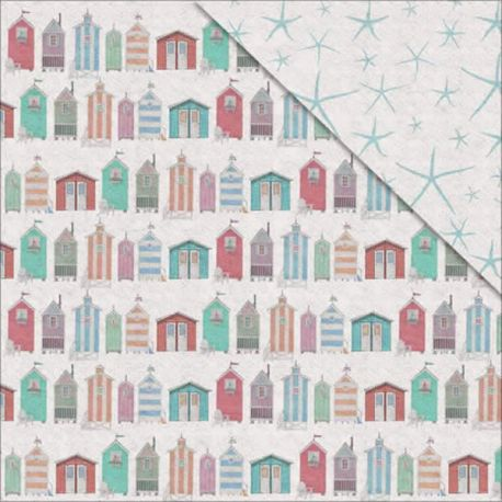 Summer Loving - Beach Huts