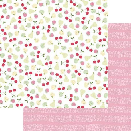 Papel Adorable - Fruits