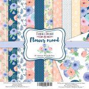 Flowers Moods - Paper Set