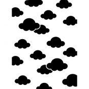Embossing Folder Clouds Darice