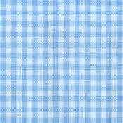 Tela algodón - Basic Vichy Azul