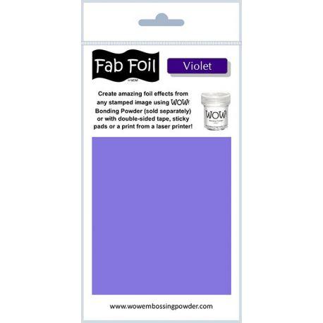 Wow! Fabulous Foil - Violet