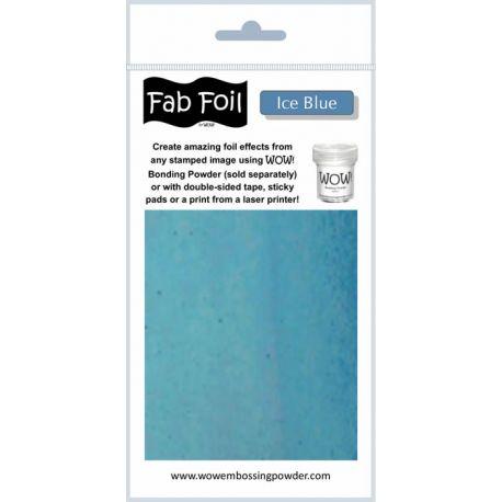 Fabulous Foil - Ice Blue