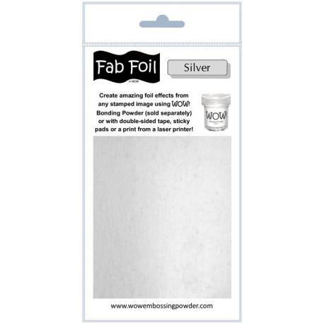 Fabulous Foil - Bright Silver