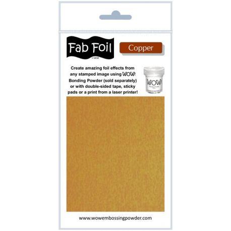 Fabulous Foil - Bright Cooper