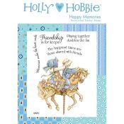 Sello caucho Holly Hobbie - Happy Memories