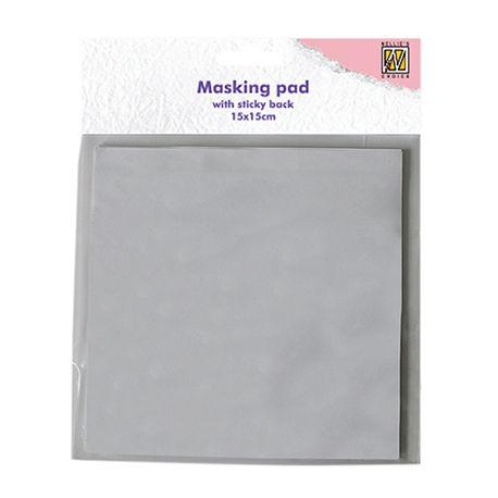 Masking paper pad