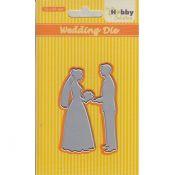 Nellie's Choice Troquel boda Dile que sí (HSDJ027)