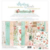 Mintay Papers - Birdsong Scrapbooking Paper Pad 30x30