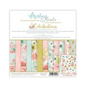 Mintay Papers - Celebrations Scrapbooking Paper Pad 15x15