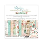 Mintay Papers - Birdsong Scrapbooking Paper Pad 15x15
