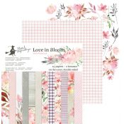 Piatek Trzynastego - Love in Bloom Paper Pad 15x15