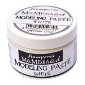 Stamperia Modeling Paste (K3P38W) | Tienda CreActividades