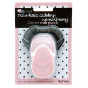 DP Craft Troqueladora redondeadora de esquinas JCDZ-210-019