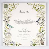 Craft Consortium Papel estampado para scrapbooking Wild Flower Meadow