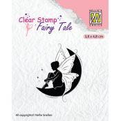 Sello acrílico Hada Nellie's choice - Fairy Tale 10 (FTCS012)
