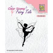 Sello acrílico Hada Nellie's choice - Fairy Tale 11 (FTCS013)