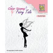 Sello acrílico Hada Nellie's choice - Fairy Tale 14 (FTCS016)