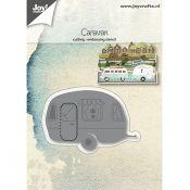 Joy Crafts Troquel Caravana (6002/1097)