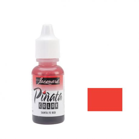 Tinta alcohol Piñata - Santa Fe Red