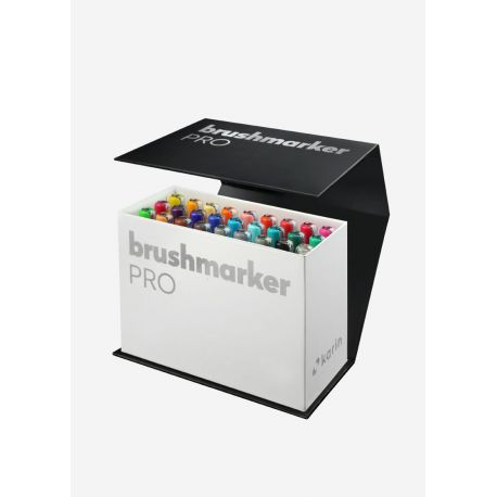 Karin BrushmarkerPro - Mini Box 26 Colours