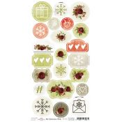 Craft O'Clock My Christmas Wish - Troquelados de cartulina