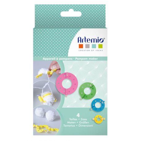 Artemio - Set de creación de pompones