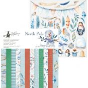 Piatek Trzynastego - North Pole. Paper Pad 30x30 (P13-191)