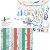 Piatek Trzynastego - North Pole. Paper Pad 15x15 (P13-192)