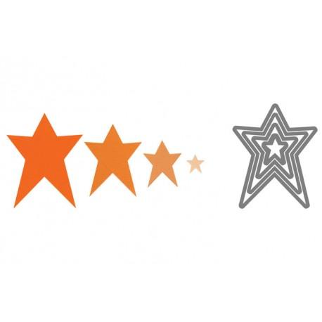 Framelits Die - Stars Primitive