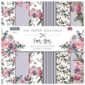 The Paper Boutique - For Her Paper Pad (PB1099)