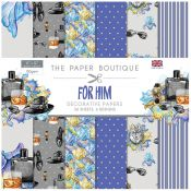 The Paper Boutique - For Him Paper Pad (PB1099)
